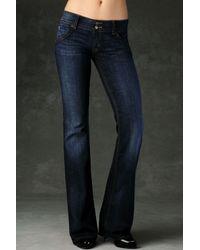 Hudson Jeans | Blue Signature Supermodel Bootcut | Lyst