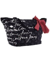 Juicy Couture | Black Gen Y Lovebird Script | Lyst