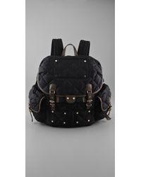 Sonia Rykiel | Black Ligne Penelope Backpack | Lyst