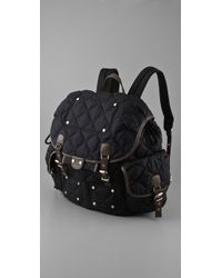 Sonia Rykiel - Black Ligne Penelope Backpack - Lyst