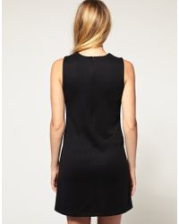 ASOS Collection - Black Asos Maternity Exclusive 60s Shift Dress - Lyst