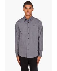G-Star RAW - Gray Cl Core Shirt for Men - Lyst