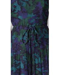 Lyn Devon | Blue Greyson Dress | Lyst