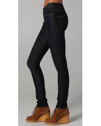 Marc By Marc Jacobs - Blue Standard Supply Lou Skinny Jeans - Lyst