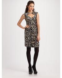 Nanette Lepore | Black Fiery Angel Dress | Lyst