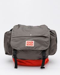 Obey | Gray Commuter Messenger for Men | Lyst