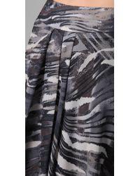 Torn By Ronny Kobo | Gray Madison Long Skirt | Lyst