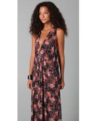 Zimmermann - Multicolor Floral Jumpsuit - Lyst