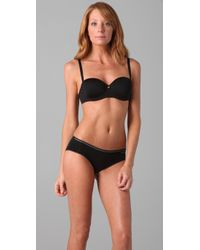 Lise Charmel | Black Mode Pure Push Up Convertible Bra | Lyst