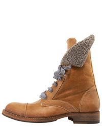 Brunello Cucinelli - Brown Low Hiker Boot - Lyst