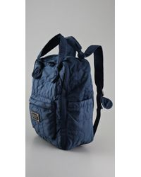 Marc By Marc Jacobs | Blue Pretty Nylon Knapsack | Lyst