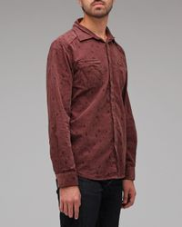 Insight | Purple Free Will Shirt for Men | Lyst