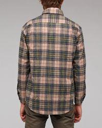 Pendleton - Brown Fireside Button Down Shirt for Men - Lyst