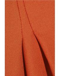 L'Wren Scott | Orange Open Back Shift Dress | Lyst