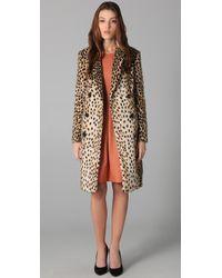 By Malene Birger | Multicolor Rufa Faux Fur Coat | Lyst