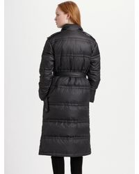 Marc By Marc Jacobs - Black Kent Down Puffer Coat - Lyst