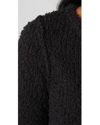 Rag & Bone - Black Alexandra Pullover - Lyst