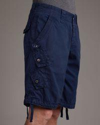 Original Paperbacks   Blue Chatham Cargo Shorts, Black for Men   Lyst