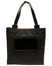 Raoul | Black Minelli Nappa Tote Bag | Lyst