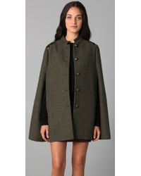 Gryphon | Green Trunk Show Event: Sherlock Cape | Lyst