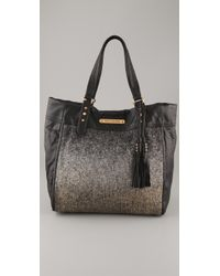 Juicy Couture | Gray Miss World Tote | Lyst