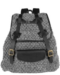 Jas MB | Gray Benedict Backpack | Lyst