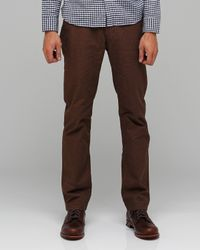 Obey | Brown Working Man Pant for Men | Lyst
