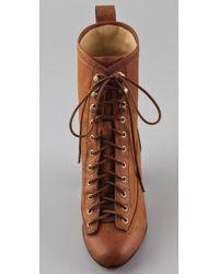 Rag & Bone | Brown Classic Combat Boot | Lyst