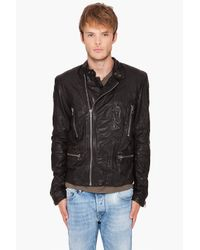 DIESEL | Black Lermo for Men | Lyst