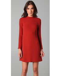 Raoul - Red Carly Dress - Lyst