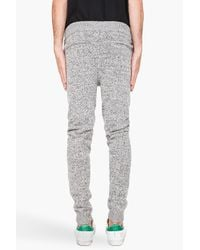 Opening Ceremony - Gray Knit Sweatpant for Men - Lyst