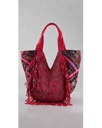 Antik Batik | Pink Aden Cabas Bag | Lyst