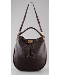 Marc By Marc Jacobs - Brown Classic Q Huge Hillier Hobo - Lyst