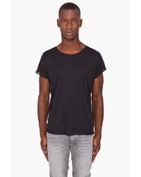 Fifth Avenue Shoe Repair | Black Cashmere T-shirt for Men | Lyst