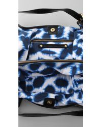 Twelfth Street Cynthia Vincent | Black Berkeley Snake Print Tote Bag | Lyst