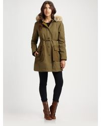 Marc By Marc Jacobs | Green Delancey Parka | Lyst