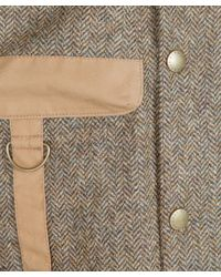 Barbour - Brown Tan Scott Bracken Tweed Jacket for Men - Lyst