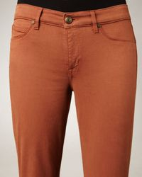 CJ by Cookie Johnson - Brown Grace Rust Boot-cut Jeans - Lyst