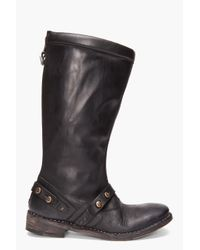 Diesel Black Gold | Black Barney I Boots for Men | Lyst