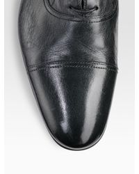 Paul Smith - Black Brogue Shoes for Men - Lyst
