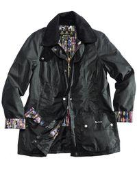 Barbour | Black Dominika Liberty Print Beadnell Jacket | Lyst