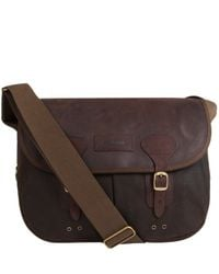 Barbour | Brown Tarras Bag for Men | Lyst