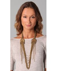 Fiona Paxton - Metallic Brooklyn Necklace - Lyst