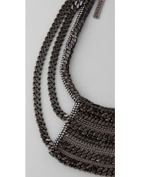 Fiona Paxton | Gray Breeze Collar Necklace | Lyst