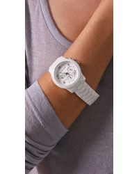 Michael Kors - White Ceramic Watch - Lyst
