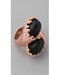 Tuleste - Pink Melting Egg Ring - Lyst