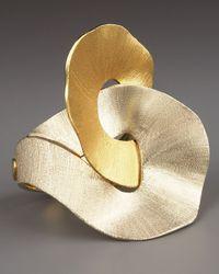 H Stern - Metallic Lecuona Ring, Large - Lyst