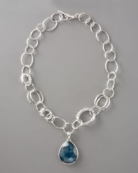 Ippolita - Blue Teardrop Enhancer - Lyst