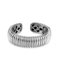 John Hardy | Metallic Legends Cobra Collection Multiple Coil Bracelet | Lyst