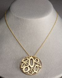 Roberto Coin - Metallic Chic & Shine Pendant Necklace - Lyst